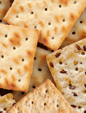 Galletitas mini crackers