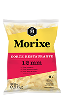 French fries  12mm - 2,5Kg