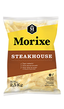 Steakhouse - 9 x 18mm - 2,5Kg