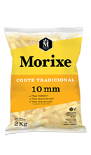 French fries 10mm - 2Kg