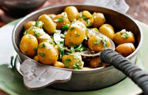 Aceitunas: aperitivo de orégano y limón