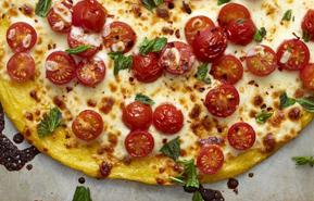 Pizza de Polenta Morixe